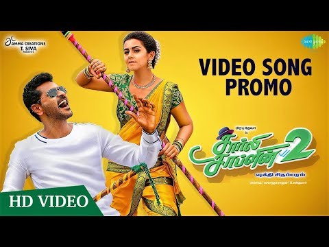 Charlie Chaplin 2 - Promo Official Video in Tamil