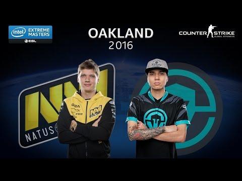 CS:GO: NaVi vs. Immortals [Mirage] - Group A - IEM Oakland 2016