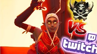 Twitch streamer reactions to me killing them with my POV!..... (Ep 34)
