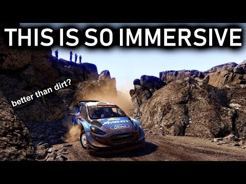 This Is Why WRC 8 Is Better Than Dirt Rally 2.0!