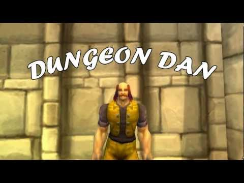 Myndflame - Are you lacking the motivation to win? Dungeon Dan turns dungeon doldrums into happy fun time!