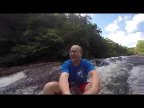 Cascata Michel - Santa Maria do Herval - RS - Ponto Turístico Rio Grande do Sul