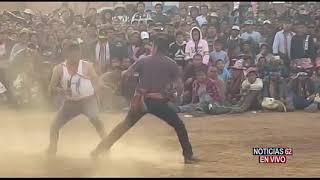 Festival violento para despedir el año en una provincia de Perú – Noticias 62   - Thumbnail