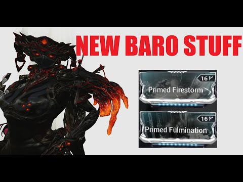 [WARFRAME] NEW PRIMED MODS! Baro Ki'Teer 12/4/2020 PC l Warframe Deimos Arcana