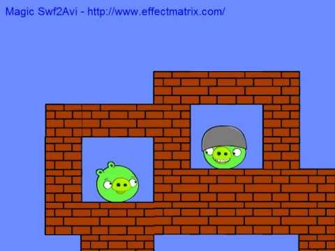 Angry Birds VS Mario (A fan made Animation)
