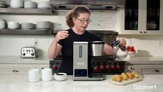 PurePrecision™ 8 Cup Pour-Over Coffee Brewer Demo Video Icon