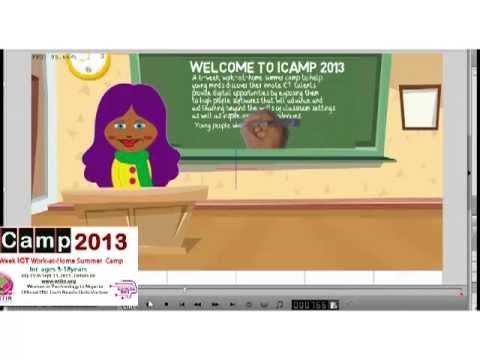 iCamp 2013 by Women in Technology in Nigeria – Powered by etisalat easyBlaze