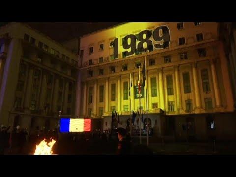 Εκδηλώσεις μνήμης για τα 30 χρόνια από την πτώση Τσαουσέσκου…