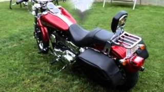 10. 2008 Harley Davidson FXDL Dyna Low Rider Cruiser in High River, AB
