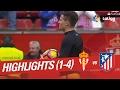 Resumen de Sporting de Gijón vs Atlético de Madrid