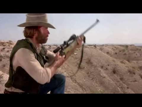 Chuck Norris ampuu norjalaisen hiihtäjän – Katso parodiavideo