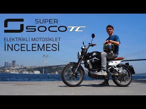 Video Super Soco TC Elektrikli Motosiklet İncelemesi download in MP3, 3GP, MP4, WEBM, AVI, FLV January 2017