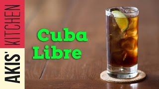 Cuba Libre - Drinks Lab | Akis Kitchen by Akis Kitchen