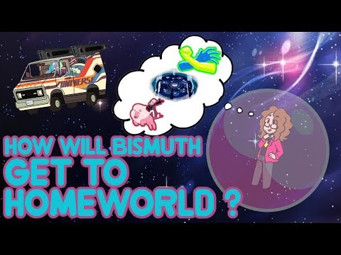 Steven Universe Theory - How Will the Backup Get to Homeworld?  Theory Thursday