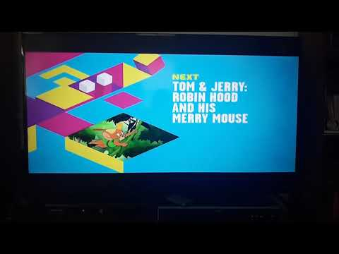 Boomerang - Up Next - Tom And Jerry: Robin Hood And His Merry Mouse (2015)