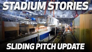 Spurs New Stadium: Sliding pitch update