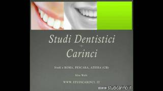 StudiCarinciWeb DENTAL YouTube video
