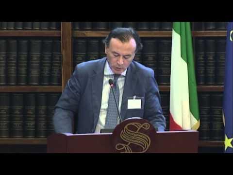 L'intervento di Antonio Martusciello, commissario AGCOM