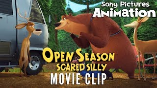 Open Season : Scared Silly - Scene of the Crime