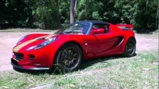 My Lotus Elise S 2008