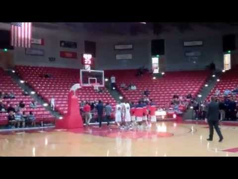 Dixie State unveils banner