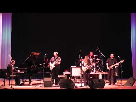 Nicole Fournier, Daniel Kramer & Blues Doctors - Old Man On A Corner