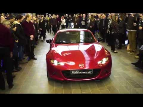 Mazda MX5 RF Launch Edition