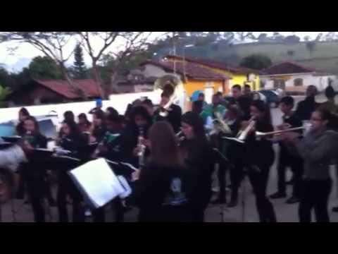 Serra Azul de Minas. Banda Musical