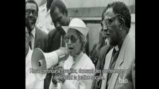 Rosa Parks, l'exemple de l'engagement qui amène au changement
