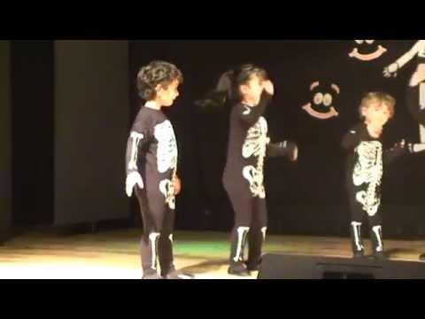 Uzman Adımlar Sınıf Oyunu – İskelet Dansı