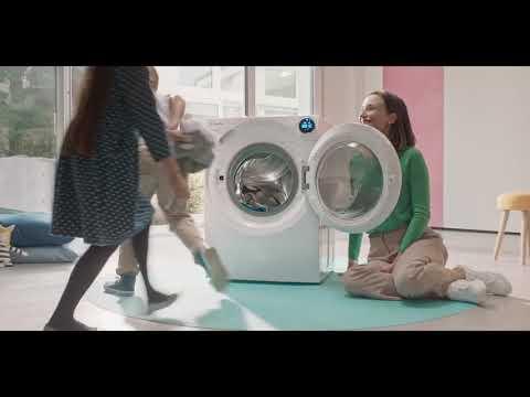 Candy BWM4 137PH6/1-S WIFI-s keskeny elöltöltős mosógép, A+++ (-30%)