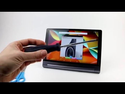 Lenovo Yoga Tab 3 Pro 10 | Impressions and UI Performance