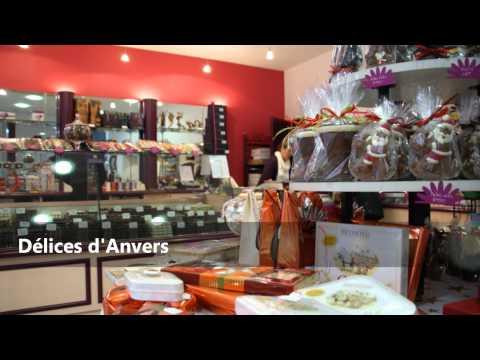 Fêtes de Noël à Fontenay : déambulation toute en images chez les commerçants & artisans !