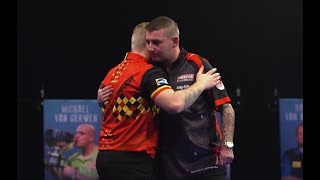 """James Wade on reaching Grand Slam Semi-Finals, plus: """"The same players seem to get the later games"""""""