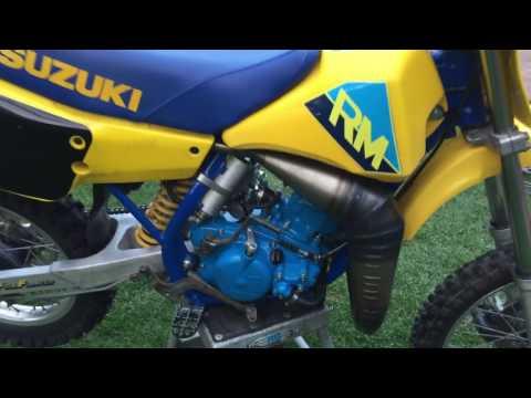 1987 Suzuki rm80 pt. 2