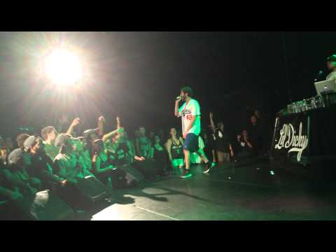 Lil Dicky-White Crime (Live @ The Roxy)