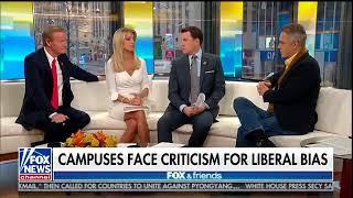Jordan B. Peterson destroys victimhood mentality on Fox and friends show