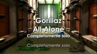 Gorillaz - All Alone (Visual Oficial) en Subtitulado en Español (HD)