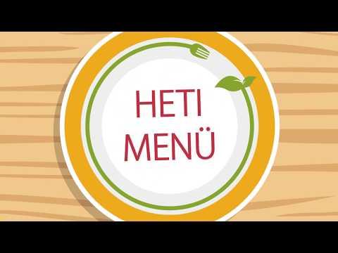 Heti Menü – fűszeres lazacfilé salátával
