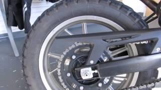 6. 2013 Husqvarna TR650 Strada - Eurosport Asheville