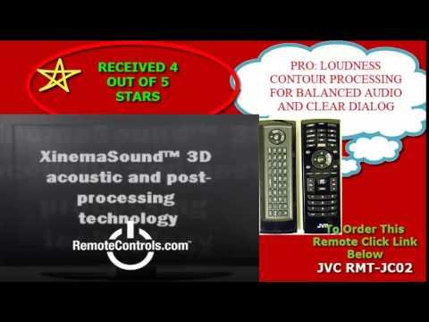 Review JVC Smart TV LED 1080p 120Hz - SP55MC, SP50MC