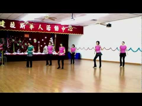 Sittrop - 32 count, 4 wall, Improver level Cha Cha rhythm line dance. Choreographed by : Francien Sittrop (Dec 2012) Music :