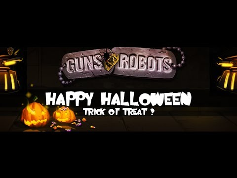 Official Guns and Robots Halloween Event Teaser Trailer