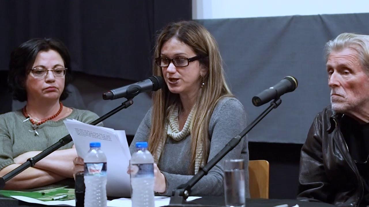 ArTherapy -Ελισάβετ Παπανδρέου, ψυχαναλύτρια
