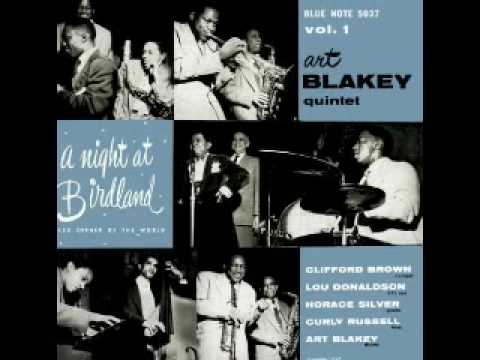 Art Blakey – Once In A While