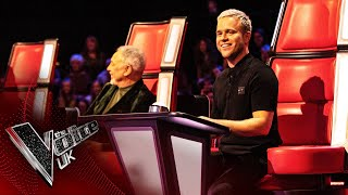 All the Highlights from week 7! | Blind Auditions | The Voice UK 2020