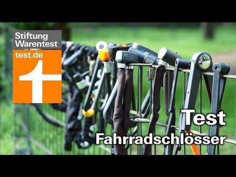 Test Fahrradschlösser: Diese sind am besten