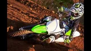 8. Kawasaki KX85 Review