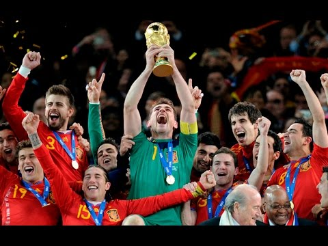 2010 FIFA World Cup - All Goals