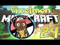 FOSSILS WHERE ARE YOU Minecraft Pixelmon Adventure #24 w/ JeromeASF & BajanCanadian